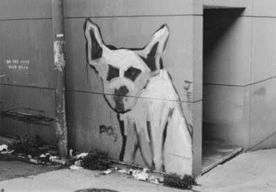 Arabella Colton, 'Wall Dog — Do Not Post Hand Bills, Parkhurst Alley, San Francisco 1992 ', 1992