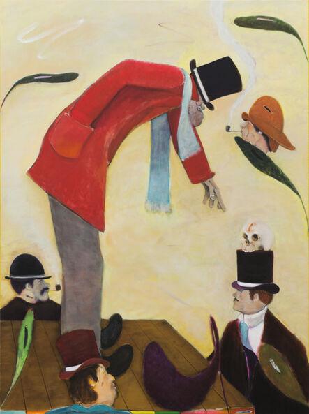 Ryan Mosley, 'The Last English Poet', 2015