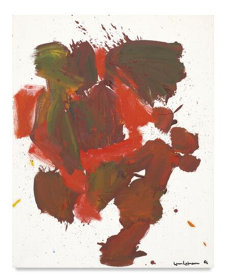 Hans Hofmann, 'Caprizio', 1962