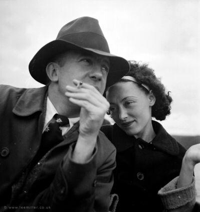 Lee Miller, 'Paul and Nusch Eluard, England', 1937