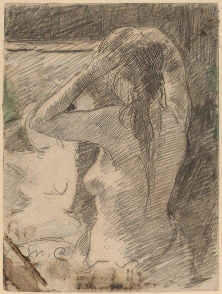 Mary Cassatt, 'The Coiffure', ca. 1891