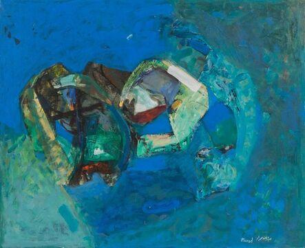 Abdullah Murad, 'Aquarium', ca. 2000