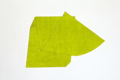 Channa Horwitz, 'SEVEN', 1968
