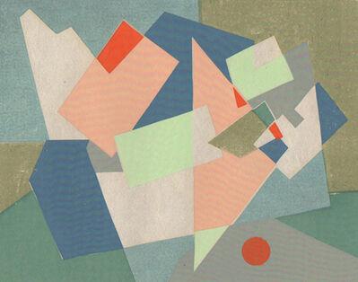 Morris Blackburn, 'Cloud Planes', 1950