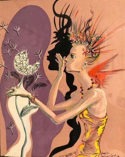 Salvador Dalí, 'Le Mannequin', 1939