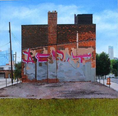 "Jessica Hess, '""Back Lot"" ', 2015"