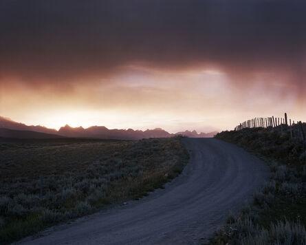 Laura McPhee, 'Valley Road, Custer County, Idaho, 2004 1/5'