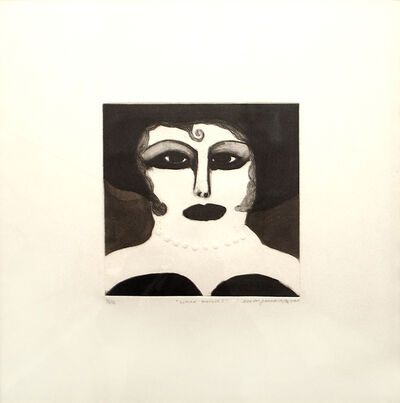 Maripaz Jaramillo, 'SENORA MACBED 5', 1974