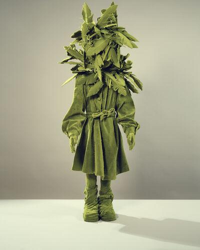 Kim Simonsson, 'Mossgirl With Dress', 2020