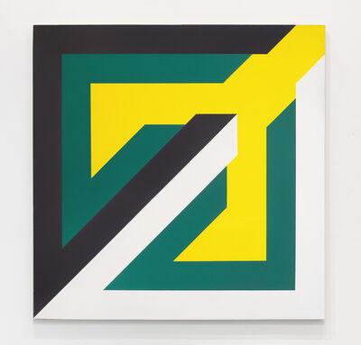 Imre Bak, 'Composition', 1970