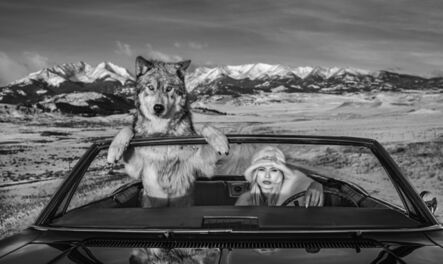 David Yarrow, 'Once Upon a Time in the West', 2019