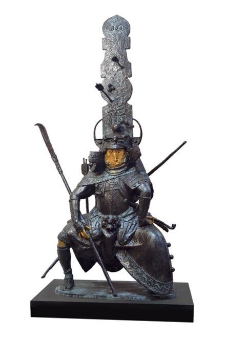 Andrey Ostashov, 'Samurai and Opium Pipe', 2014
