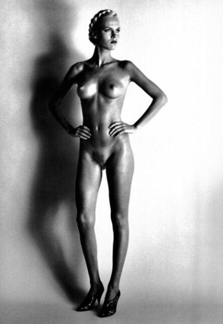 Helmut Newton, 'Big Nude I', 1980-83