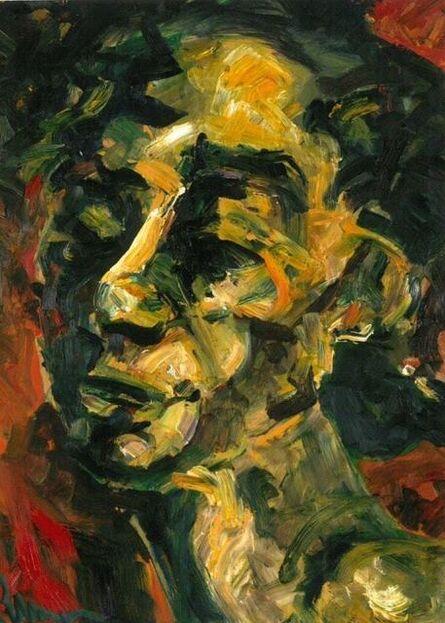 Suzanne Perlman, 'Self-Portrait', 2002