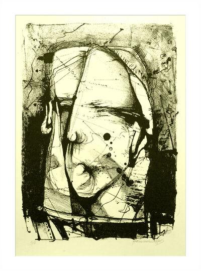 Hassan Manasrah, 'Face of a Patient - 01', 2005