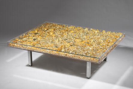Yves Klein, 'Table Or', 1928-1962