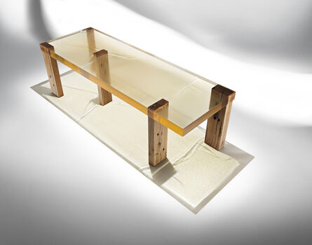 Nucleo, 'Wood Fossil Table', 2013