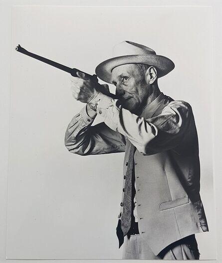 Robert Mapplethorpe, 'William S. Burroughs', 1982
