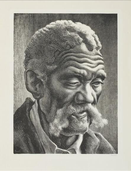 Thomas Hart Benton, 'Aaron', 1941
