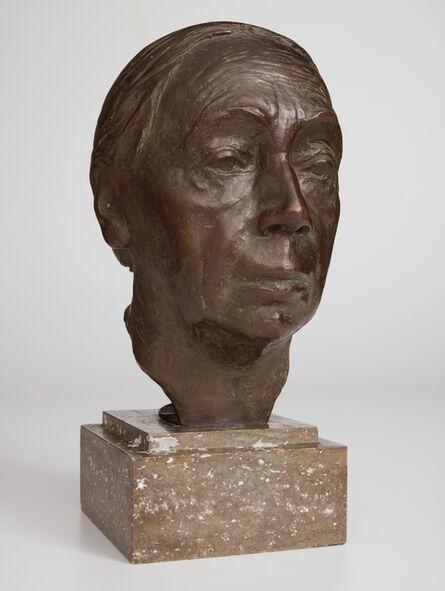 Käthe Kollwitz, 'Selbstbildnis (Self-Portrait)', 1937-1939