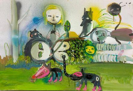 Silvia Argiolas, 'Prenderanno tutti qualcosa da me', 2013