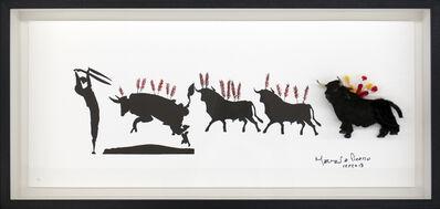 Nelson Leirner, 'Toros 1', 2012
