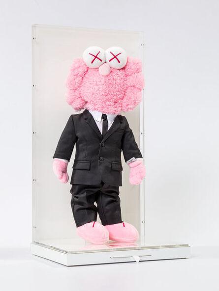 KAWS, 'BFF Companion (Pink)', 2019