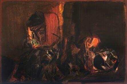Sayed Haider Raza, 'UNTITLED (LA TERRE)', 1978