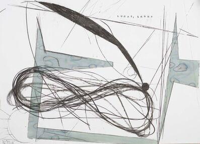Nuno Ramos, 'Anjo e Boneco Series, 10 - Lugar, leões', 2013