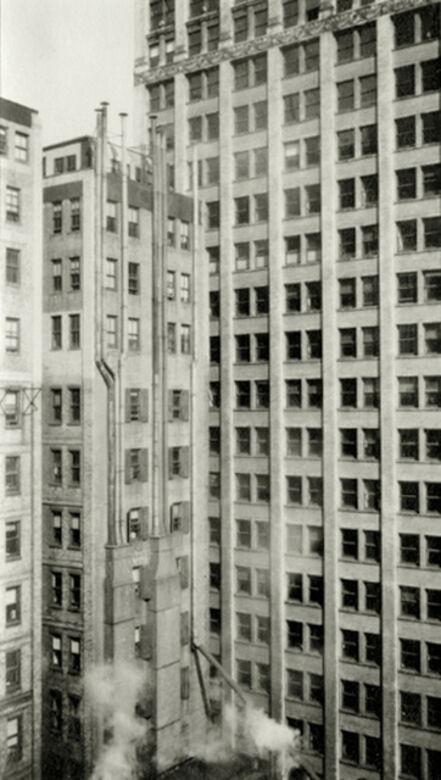 Walker Evans, 'Untitled (New York Architectural Study)', 1929