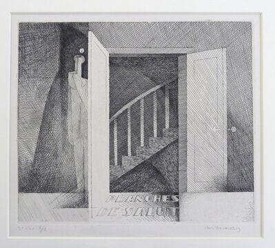 Louis Marcoussis, 'Frontispiece for Planches de Salut', 1931