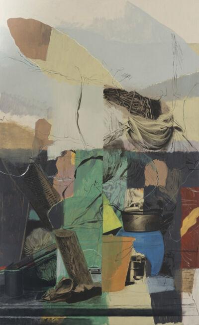 Ian Tweedy, 'Green Point', 2018