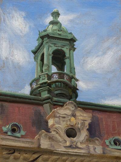 Joseph Q. Daily, 'Historic City Hall, Binghamton', 2020