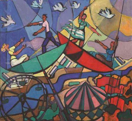 Vladimir Roskin, 'Swing', 1965