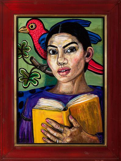Mary Josephson, 'Weaver of Words', 2020
