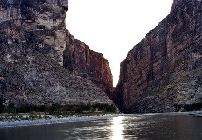 Victoria Sambunaris, 'Untitled (Santa Elena Canyon), Big Bend National Park, Texas', 2009