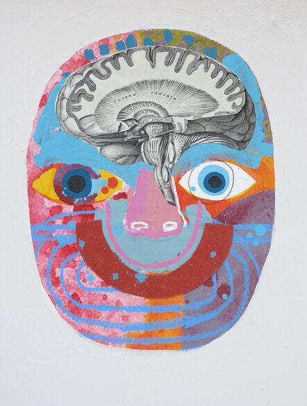 David Shillinglaw, 'Head 5 ', 2018