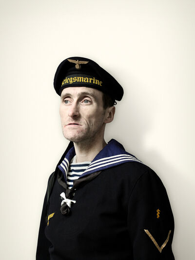 Jim Naughten, 'Corporal, German Navy', 2008