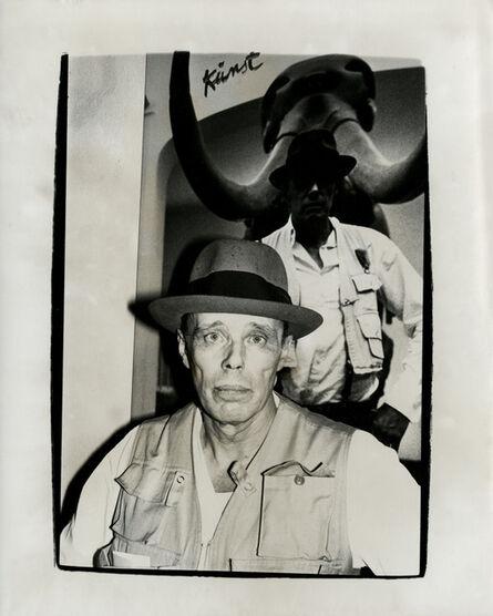 Andy Warhol, 'Andy Warhol, Photograph of Joseph Beuys, 1979', 1979