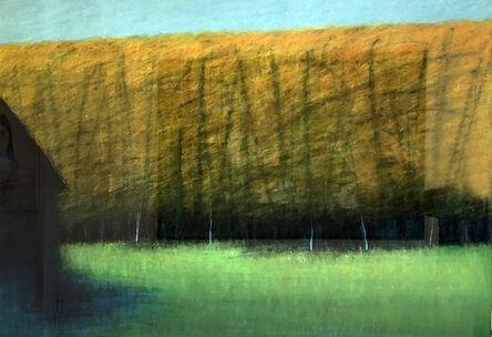 Ted Larsen, 'Blue Barn', 2004