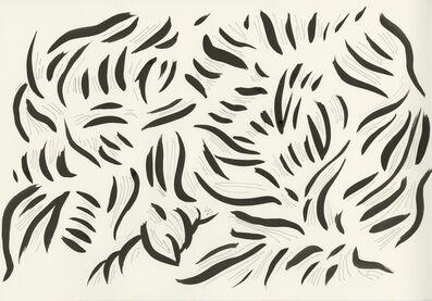 Sarah Crowner, 'Stripe Sketch 8', 2020