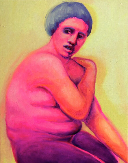 Travis McEwen, 'Mermaid (Sitting Pretty)', 2014