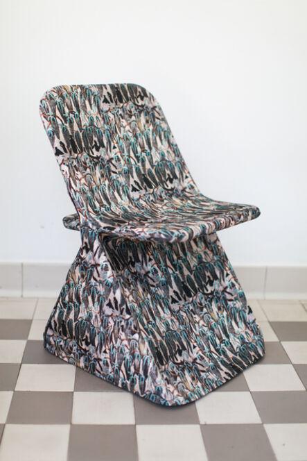 Omar Ba, 'Sans titre (en collaboration avec Rue Hippolyte)', 2021