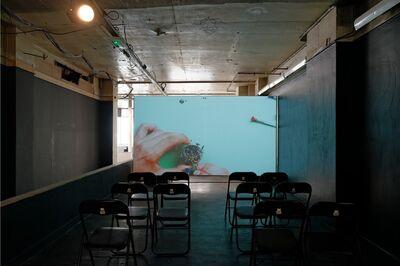 Valerie Snobeck, 'Go Soft (Projection)', 2014