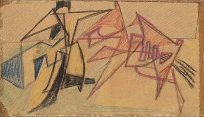 Enrico Prampolini, 'Untitled'
