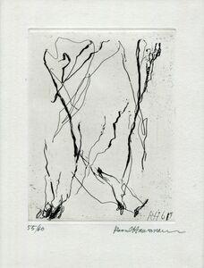 Raoul Hausmann, 'Untitled', 1962-1964