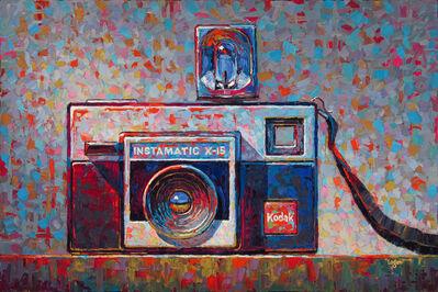 Raymond Logan, 'Kodak Instamatic X-15 Camera', 2018