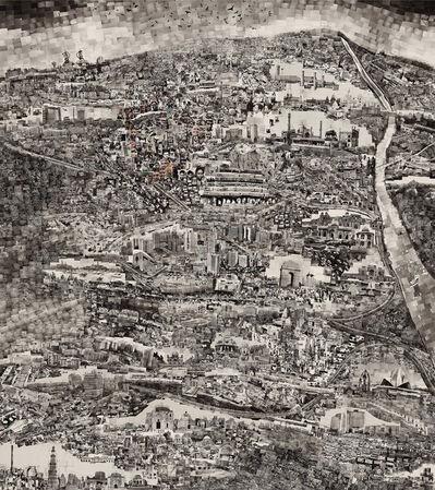 Sohei Nishino, 'Diorama Map New Delhi', 2013