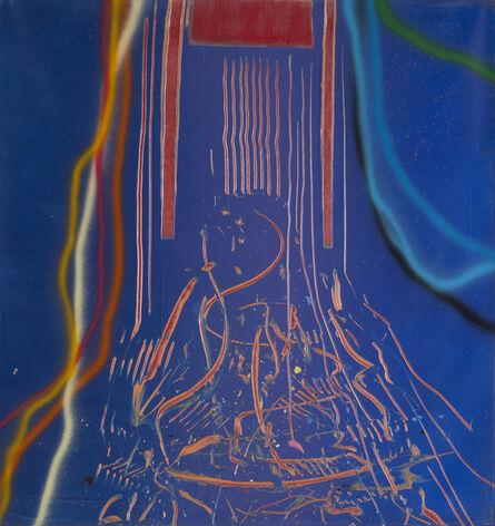 Dan Christensen, 'Golden Dream of Mexico', 1984