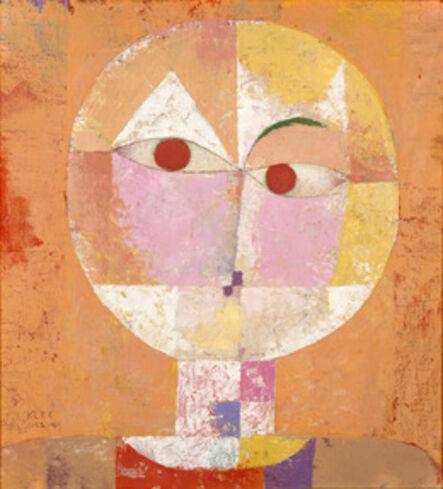 Paul Klee, 'Senecio', 1922